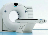 multi 16 slice CT scanner